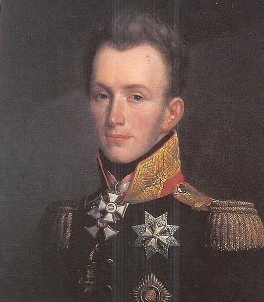 Guillaume, Prince d'Orange fit preuve de bravoure durant la bataille.