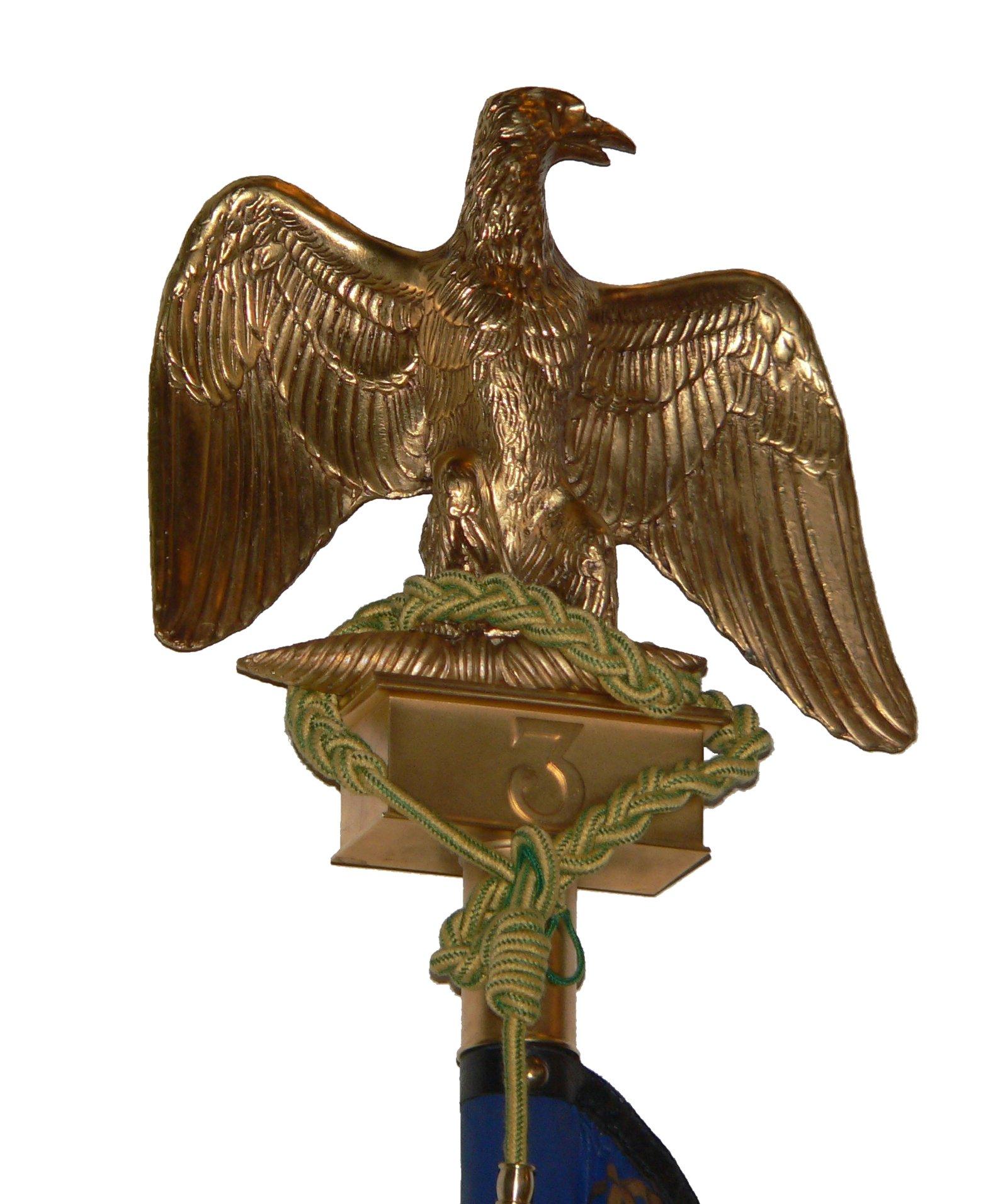 Aigle napoléonien.
