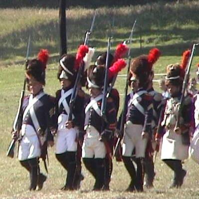 Grenadiers de la Vieille Garde.