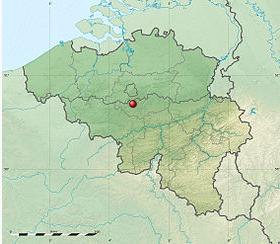 Géolocalisation sur la carte